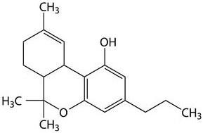 THCV - Tetrahydrocannabivarin