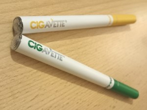 Cigavette Disposable E-Cigs Review